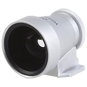 COSINA 28mm View Finder M シルバー 500105