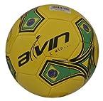 Aivin PVC Football, yellow 3