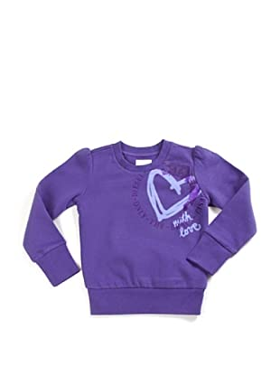 Diesel Kid Pullover (Violett)