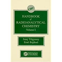 【クリックで詳細表示】CRC Handbook of Radioanalytical ChemistryVolume 1 [ハードカバー]