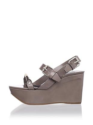 Calvin Klein Collection Women's Paige Wedge Sandal (Jute)