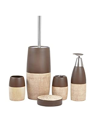 Welcome Home Set Accessori Bagno Coffee