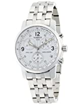 Tissot Analog White Dial Men's Watch - T17.1.586.32