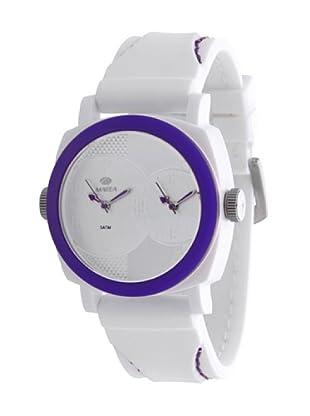 Marea 41109/3 - Reloj Unisex silicona Blanco