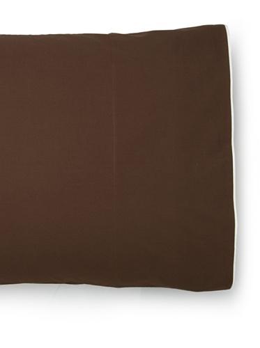 Org OM Pillow Case (Chocolat)