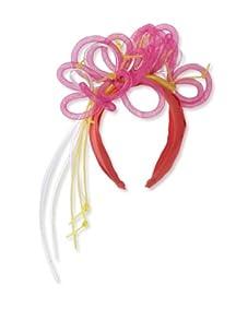 kicokids Girl's Dragonfly Tiara Headband (Ladybug)