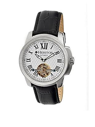 Heritor Automatic Uhr Franklin Herhr2901 schwarz 46  mm
