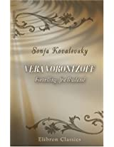 Vera Vorontzoff: Fortælling fra Rusland (Danish Edition)