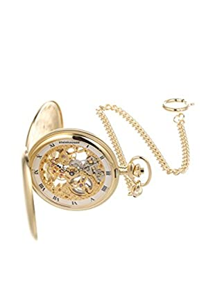 Steinhausen PG200G Tasche Gold-Plated Stainless Steel Pocket Watch