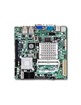 Supermicro Intel C206 DDR3 800 Intel - LGA 1155 Mini-ITX Motherboard X7SPA-HF-D525-O