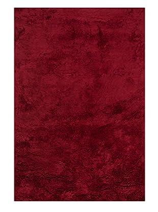 Loloi Rugs Mason Shag Rug (Crimson)