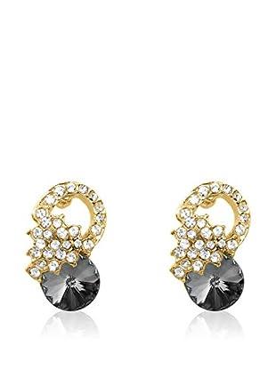 Swarovski Elements by Philippa Gold Ohrringe Rivoli Strass Earrings