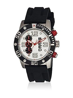 Breed Reloj con movimiento cuarzo japonés Brd3903 Negro 45  mm