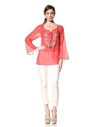 Hale Bob Women's Embroidered Tunic