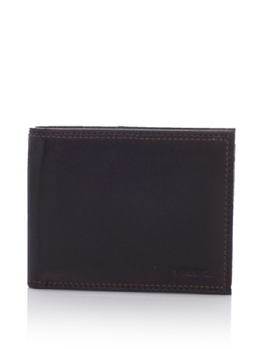 Hlaska Men's Collector Wallet (Chocolate)