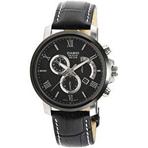 Casio Enticer Black Dial Men's Watch - BEM-507BL-1AVDF (BS125)