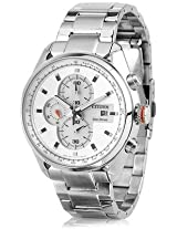 Citizen Analog Watch Silver-CA0360-58A