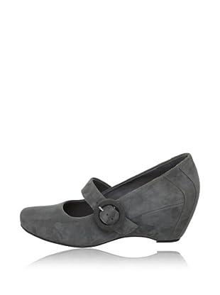 Clarks Zapatos Capricorn Blue (Gris)