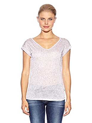 Anna Scott Camiseta Triple (Gris)