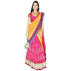 F Bazaar Bollywood Replica Lehenga Saree Diya Mirza Life Style
