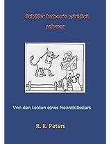 Schüler haben's wirklich schwer: Von den Leiden eines Neuntklässlers (German Edition)