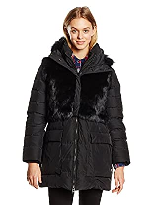 ADD Plumas Down Parka Detachable Fur Vest