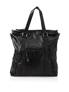 Dalexanders New York Men's The Classic Bag, Black