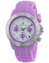 Burgmeister Women's BM514-990C Florida Analog Chronograph Watch