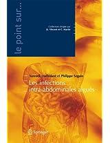 Les infections intra-abdominales aiguës (Le point sur ...)