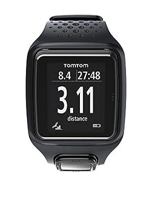 TomTom Gps-Uhr Runner Gps Watch (Total Black) Nero