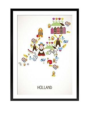 Panel Decorativo Holland