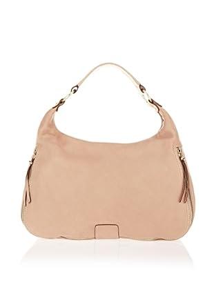 Braun Büffel ZIP Bag (Beige)