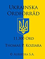 Ukrainska Ordforrad (Swedish Edition)