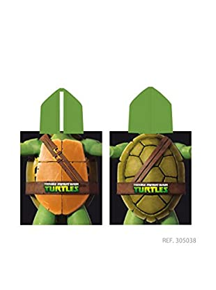 Tortugas Mutantes Poncho Cuerpo