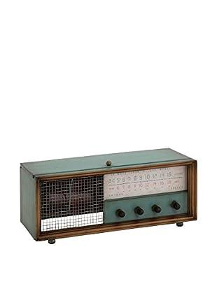 Metal Radio Box