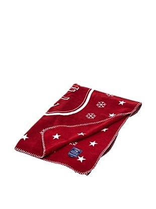 Lexington Company Manta Nieve (Rojo)