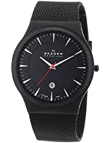Skagen Classic Analog Black Dial Men's Watch 234XXLTB
