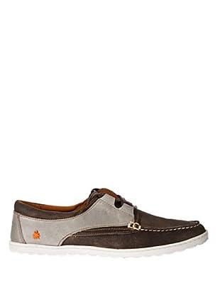 Art Neosens Zapatos Wax (gris carbón)