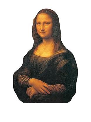 Artopweb Wandbild Da Vinci Monnalisa Bunt