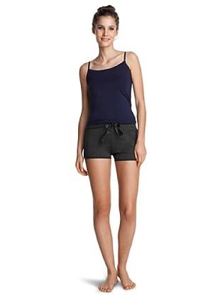 Esprit Bodywear Damen Schlafanzugshose S1795/Luxury Modal (Grau (FB))