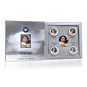 Shahnaz Husain Diamond Facial Kit (Mini), 40g By Shahnaz Husain
