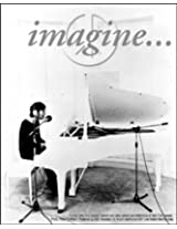 Licenses Products John Lennon Imagine White Sticker