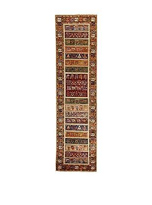 L'Eden del Tappeto Teppich Zeigler mehrfarbig 306t x t80 cm