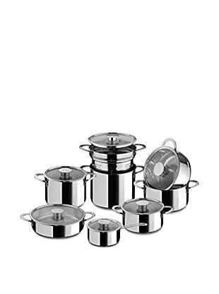 Mepra Gourmet 14-Piece Cookware Set