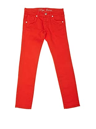Pepe Jeans London Vaquero Brooker (Rojo)