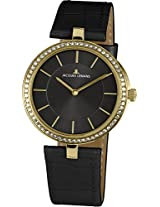 Jacques Lemans Analog Black Dial Women's Watch - 1-1662D