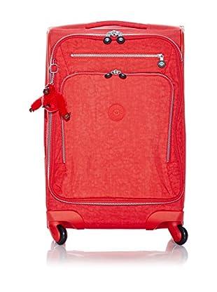 Kipling Trolley, halbstarr Yubin Spin rot 55 cm