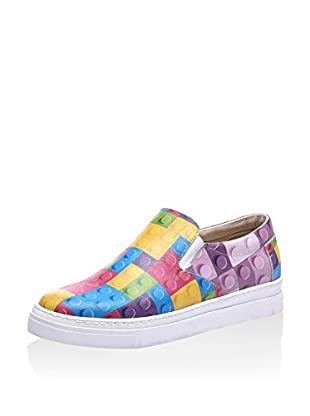 Los Ojo Slip-On Lego-Chic
