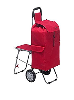Enjoy Home  Einkaufswagen Siesta 38 lt rot