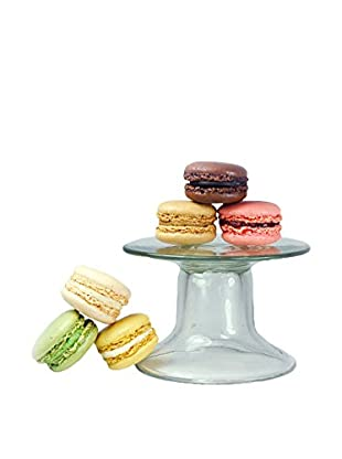 Galaxy Desserts Box of 24 Assorted French Macarons, 9.6-Oz.